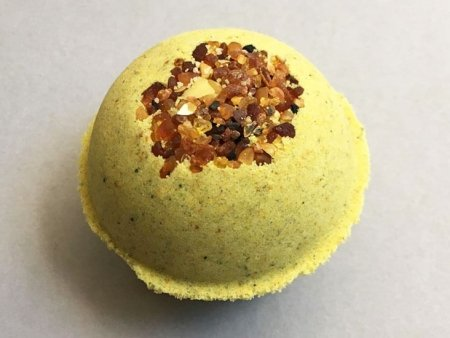Amber Bath Bomb
