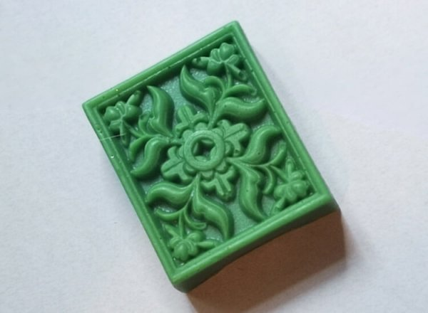 Cedarwood Soap Kama Sutra Design