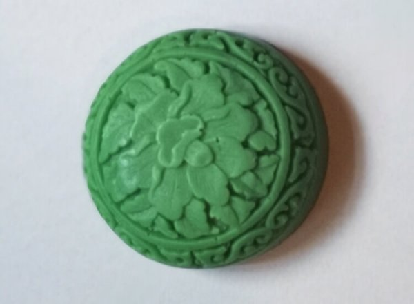 Cedarwood Soap Lotus Design