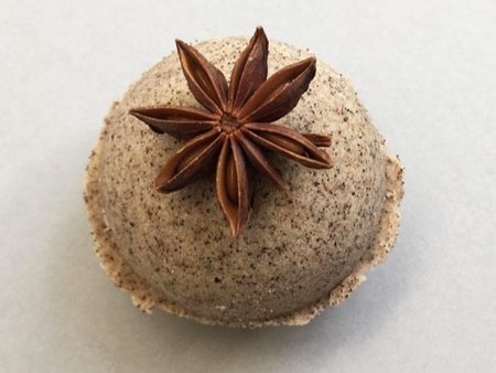 Cinnamon Coffee Bath Bomb