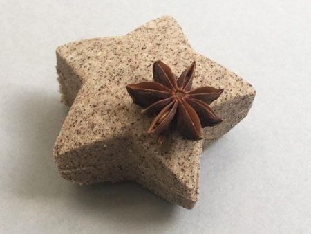 Cinnamon Coffee Bath Bomb Star