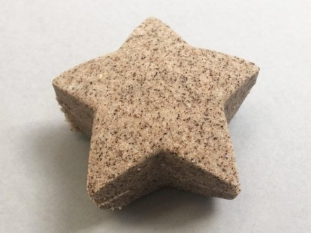 Coffee Bath Bomb Star