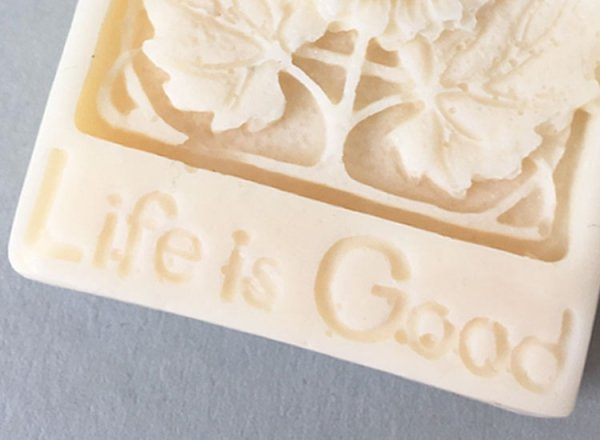 Jasmine Soap Life is Good Design Zoom