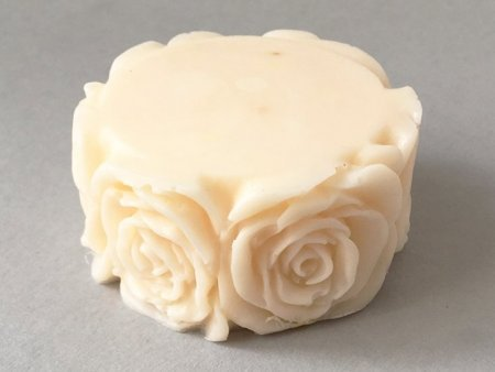 Jasmine Soap Rose Design