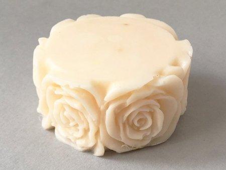 Jasmine Soap Rose Design