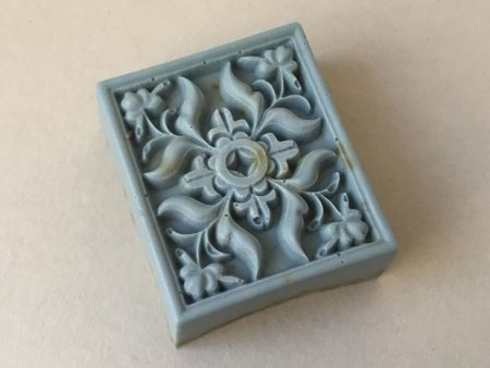 Lavender Soap Kama Sutra Design