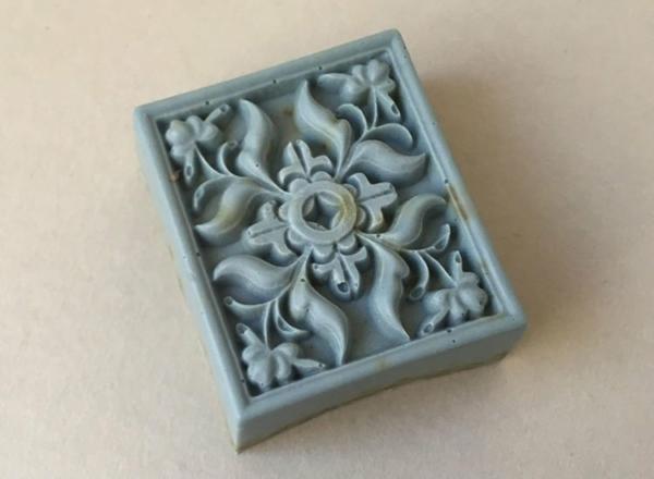 Lavender Soap Kama Sutra Design