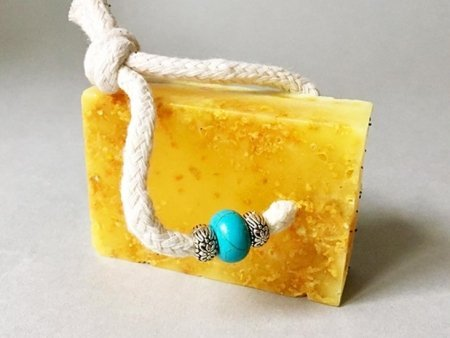 Lemon and Oats Soap