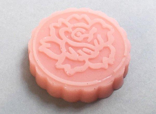 Magnolia Soap Flower Design