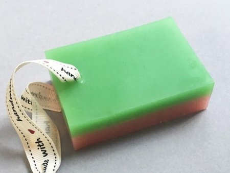 Patchouli Soap Block Zoom