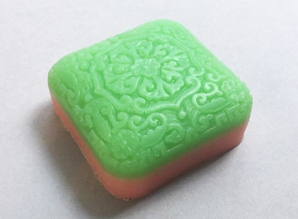 Patchouli Soap Indonesian Design