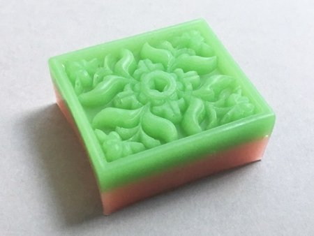 Patchouli Soap Kama Sutra Design
