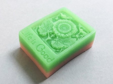 Patchouli Soap Life is Good Design