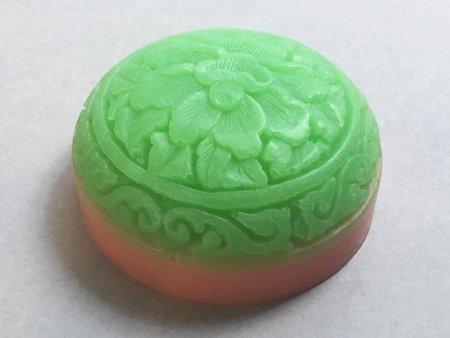 Patchouli Soap Lotus Design
