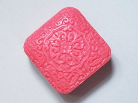 Rose Soap Indonesian Design