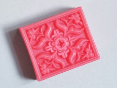Rose Soap Kama Sutra Design