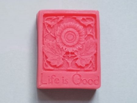 Rose Soap Life is Good Design