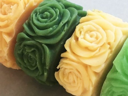 Rose Design Soap Collection Zoom
