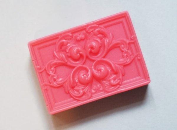 Rose Soap Vedic Design