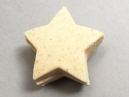 Sandalwood Bath Bomb Star