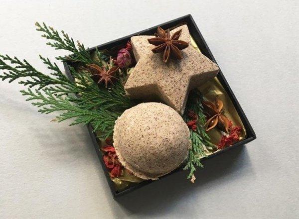 Star and Ball Bath Bomb Gift Set