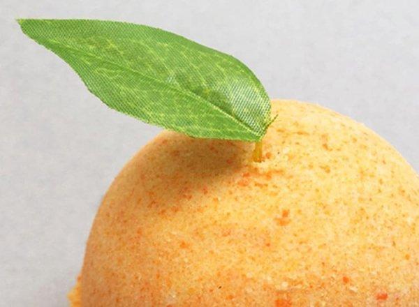Sweet Orange Bath Bomb