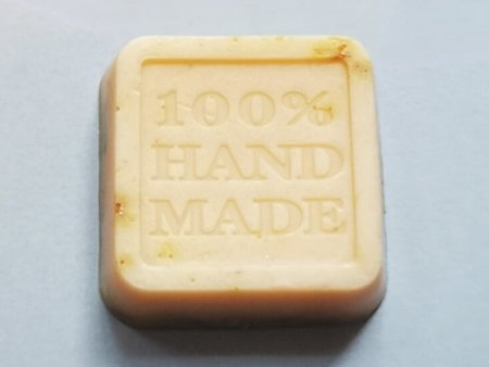 Sweet Orange Soap 100 Percent Design