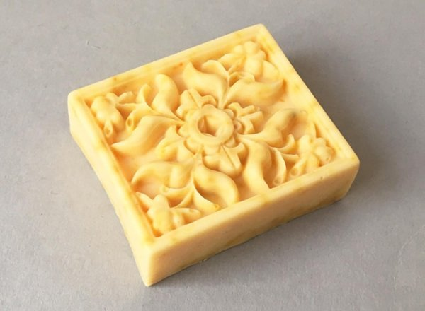 Sweet Orange Soap Kama Sutra Design