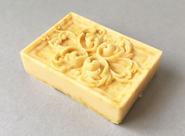 Sweet Orange Soap Vedic Design