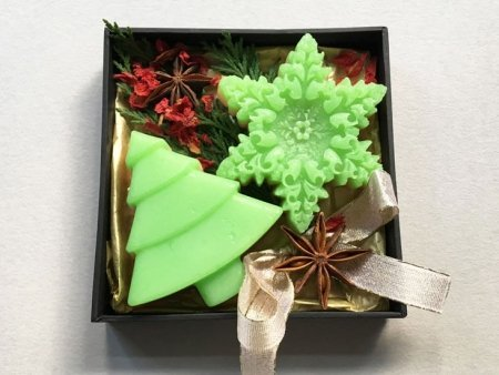 Tree and Star Gift Set
