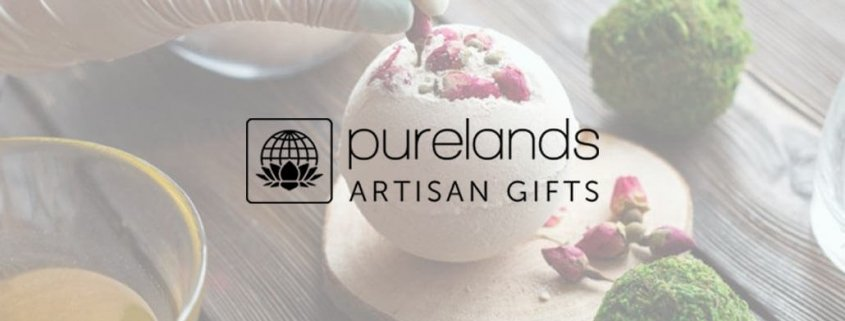 Purelands Site Launch