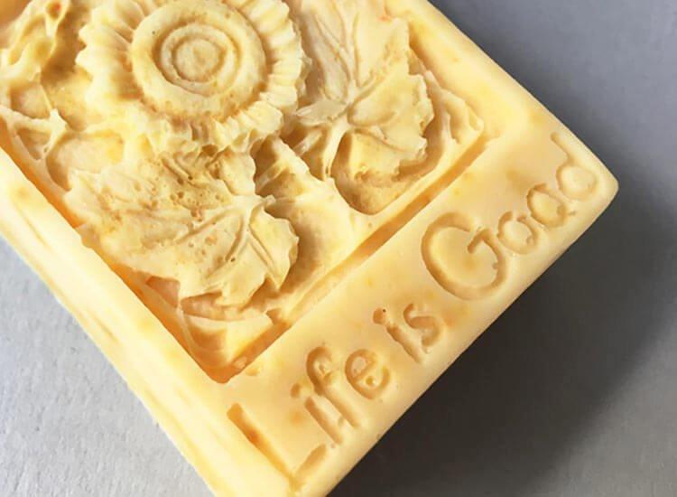 Sweet Orange Vegan Soap Collection