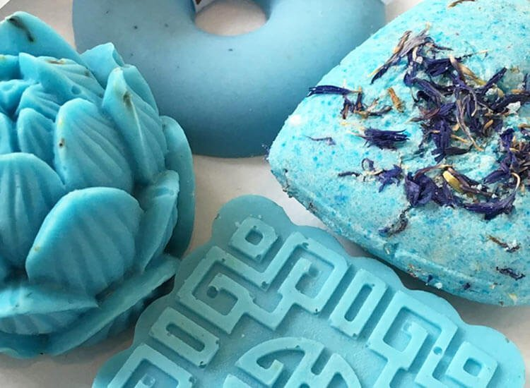 Bergamot Oil Mothers Day Bath Gift Set - Zoom