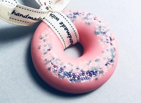 Rose Soap - Doughnut