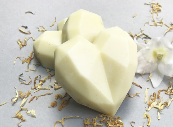 Calendula Shampoo Bar - Heart