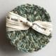 Waste Free Makeup Pads - Green Cotton