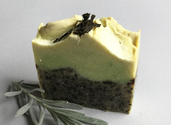 Matcha Green Tea Cold Pressed Soap
